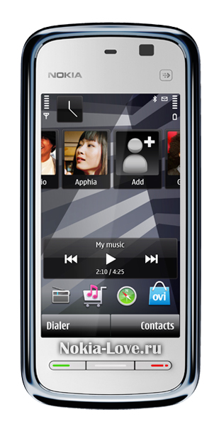 Nokia 5235 Comes With Music Edition