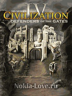 Sid Meiers Civilization IV - Defenders Of The Gates