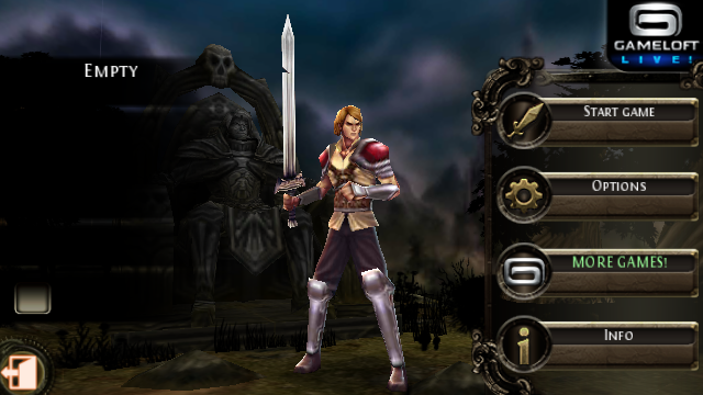 Dungeon Hunter 2 HD v.1.00(7)