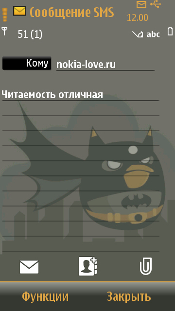 Angry Bat By ThaBull®