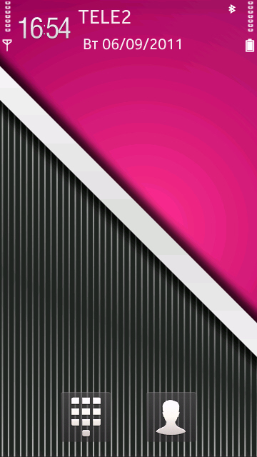 Striped Pink