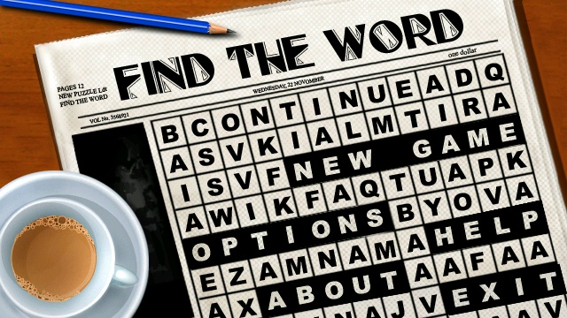 Find The Word v1.0