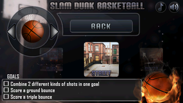 Slam Dunk Basketball v.1.00
