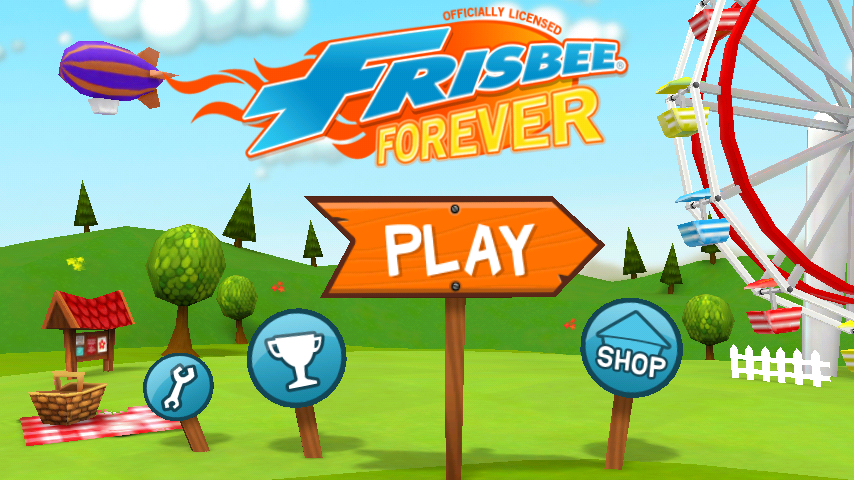 Frisbee Forever HD 1.2.0(1)