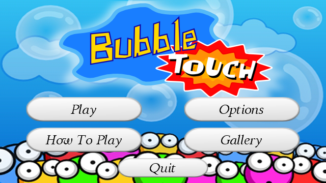 BubbleTouch v.1.00(0)