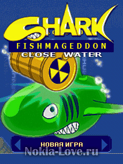 Shark Fishmageddon: Close Water