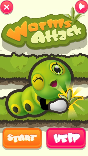 Worms Attack v.1.00(0)