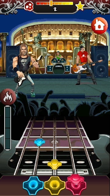 Guitar Hero Rock Tour 2