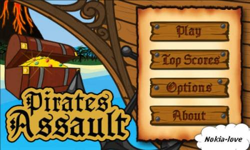 Pirates Assault