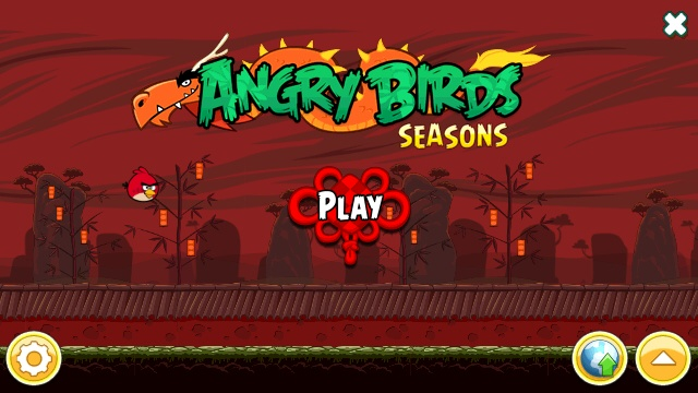 Angry Birds Seasons v.2.02 Year of the Dragon