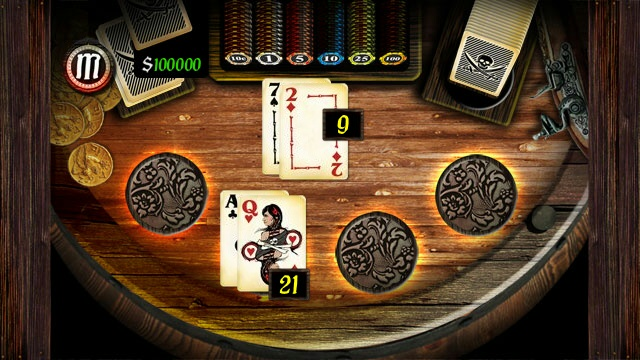 Caribbean BlackJack v.1.00(1)