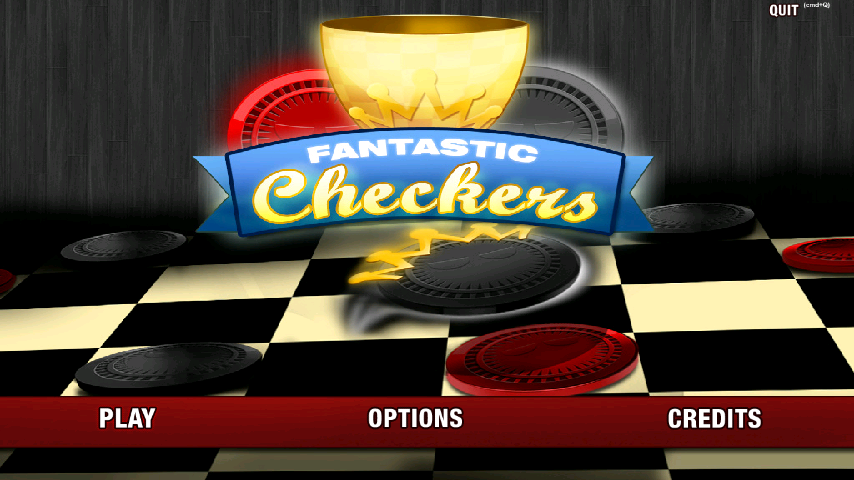 Fantastic Checkers
