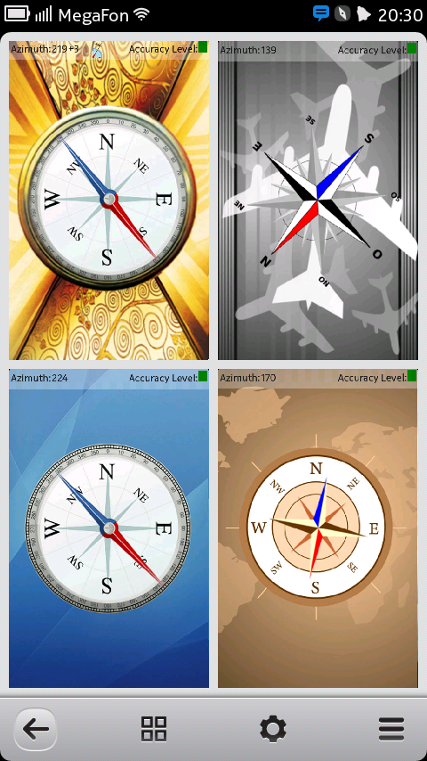N9 Compass 3.1.0