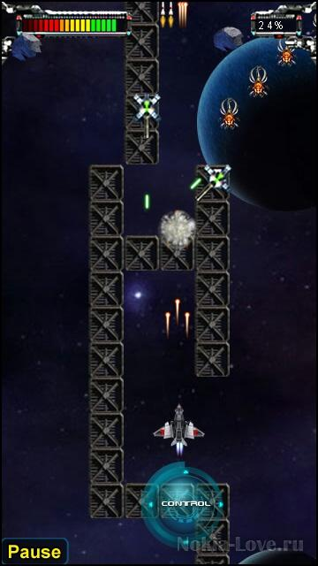 Space Fighter v.1.00(0)
