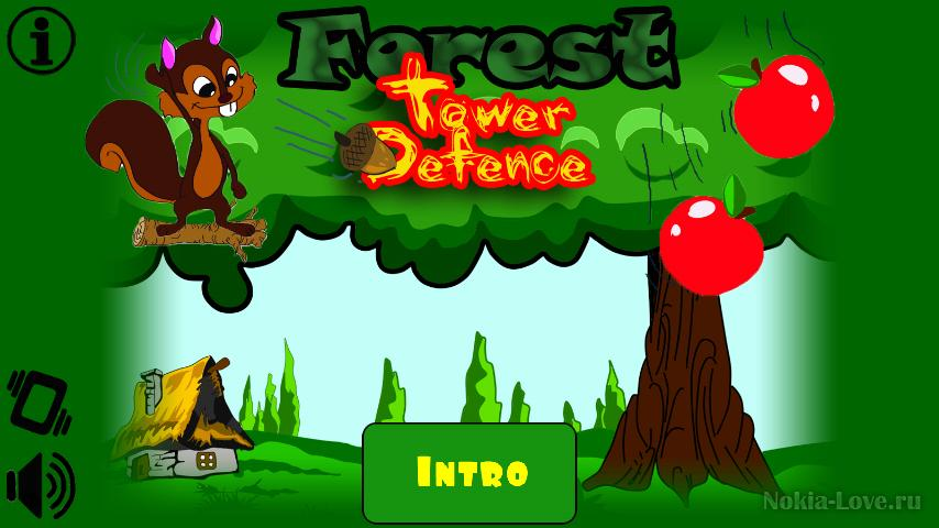 Forest Tower Defence