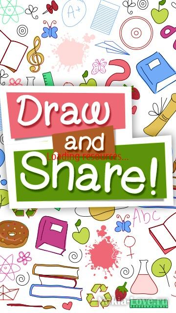 Draw and Share