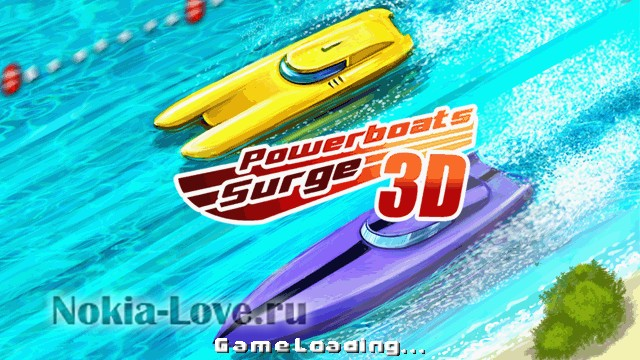 Power Boats Surge 3D