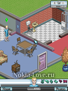 the sims 3 mobile java 240x320