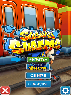Subway Surfers java Full version