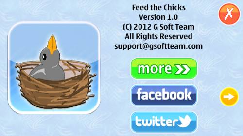 Feed The Chicks v 1.01
