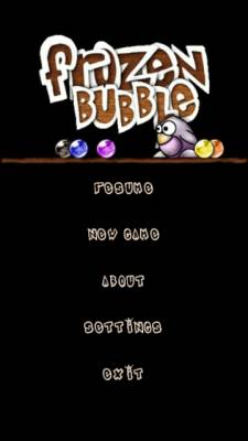 Frozen Bubble v 1.1
