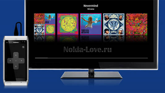 Nokia Big Screen v.1.0