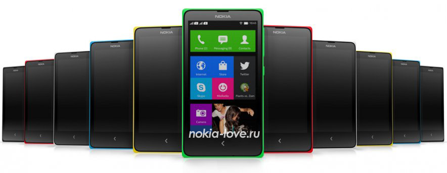 Новая информация о Nokia Normandy